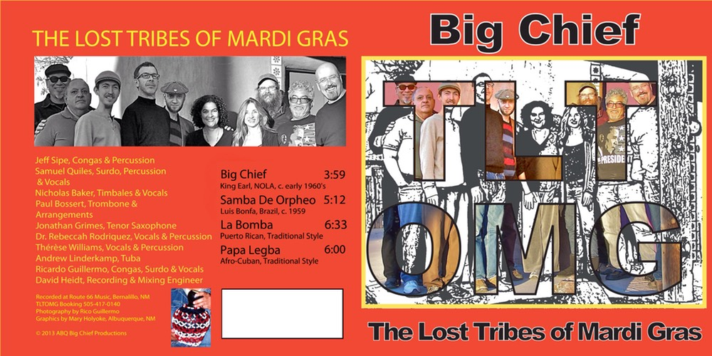 Big Chief Cover